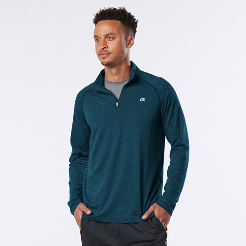 Mens R-Gear In The Zone Half-Zip II & Hoodies Technical Tops - Deep Dive S