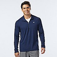 Mens R-Gear In The Zone Half-Zip II & Hoodies Technical Tops - Midnight Blue/Black L