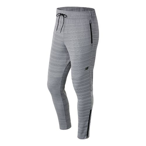 Mens New Balance Kairosport Pants - Athletic Grey XL