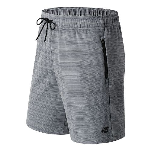 Mens New Balance Kairosport Unlined Shorts - Athletic Grey S