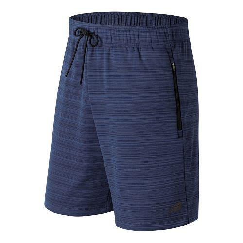 Mens New Balance Kairosport Unlined Shorts - Pigment Heather M
