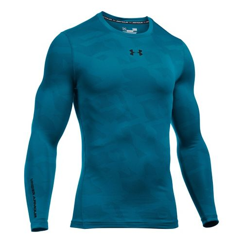 Men's Under Armour�ColdGear Armour Jacquard Crew