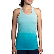 Womens Brooks Streaker Racerback Sleeveless & Tank Technical Tops