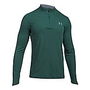 Mens Under Armour ColdGear Infrared 1/4 Zip Long Sleeve Technical Tops
