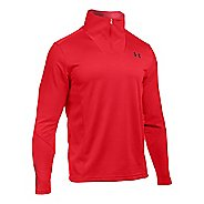 Mens Under Armour ColdGear Infrared Raid 1/4 Zip Long Sleeve Technical Tops