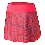 Womens New Balance Rosewater Reversible Fitness Skirts