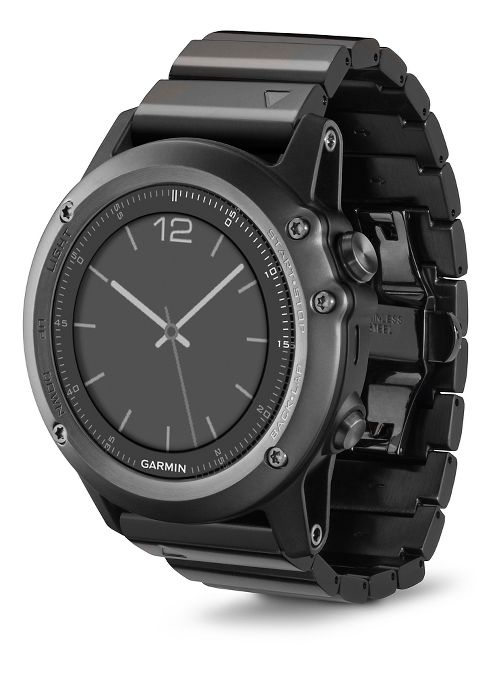 Garmin fenix 3 Sapphire GPS Watch Monitors - Grey