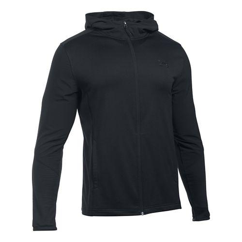 Mens Under Armour ColdGear Infrared Raid Full-Zip Hoodie & Sweatshirts Technical Tops - ...