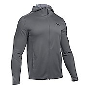 Mens Under Armour ColdGear Infrared Raid Full-Zip Hoodie & Sweatshirts Technical Tops