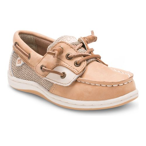 Sperry Girls Songfish Jr. Casual Shoe - Oat 9.5C