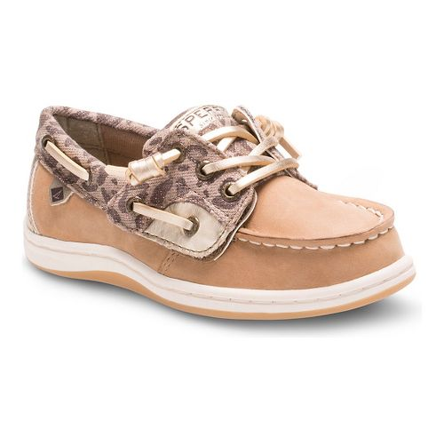 Kids Sperry Songfish Jr. Casual Shoe - Cheetah 5C