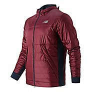 Mens New Balance NB Heat Hybrid Cold Weather Jackets