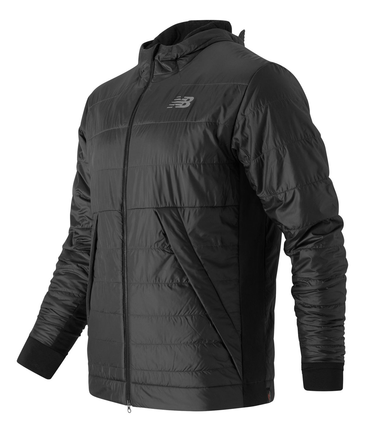 Mens New Balance NB Heat Hybrid Cold Weather Jackets at ...