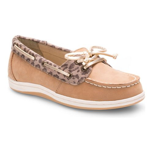 Kids Sperry Firefish Casual Shoe - Cheetah 5Y