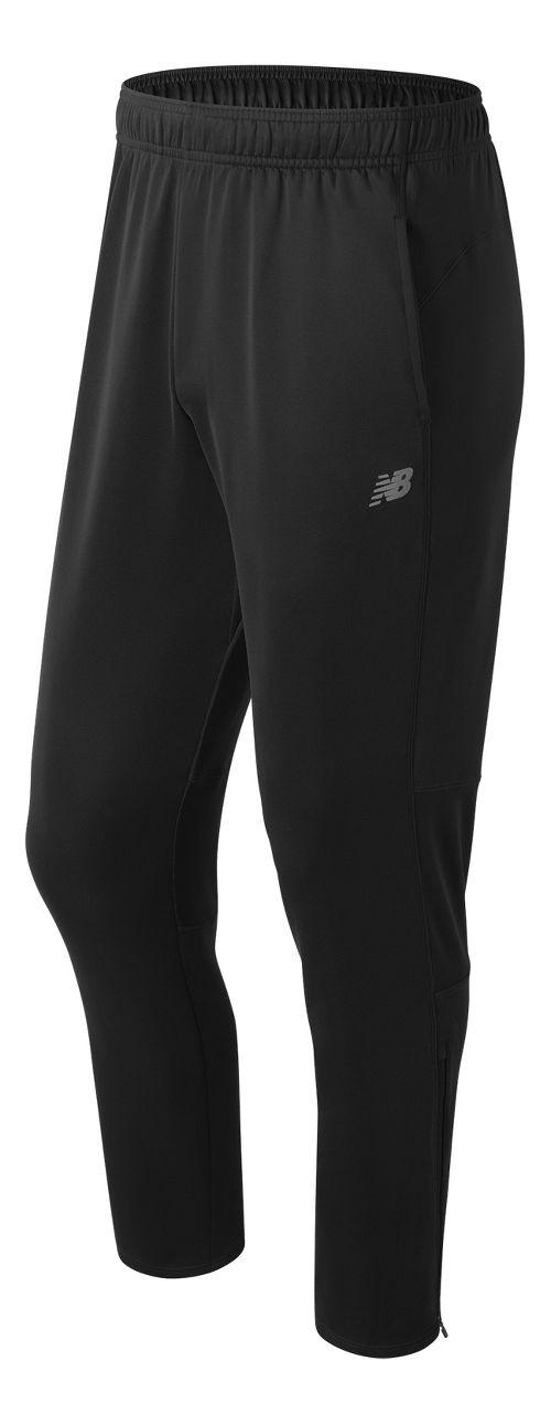 Mens New Balance Gazelle Pants - Black S