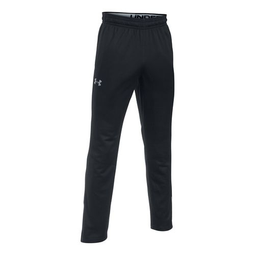 Mens Under Armour ColdGear Infrared Raid Pants - Black XL