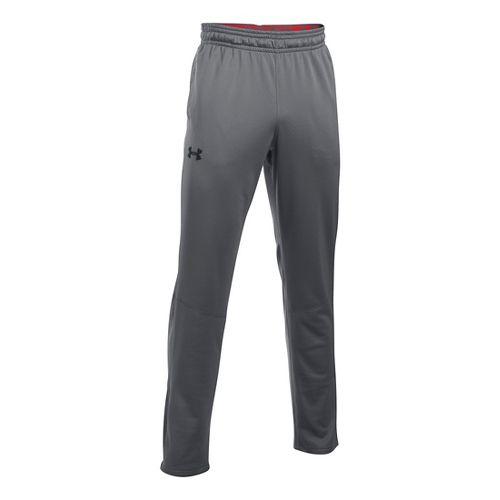 Mens Under Armour ColdGear Infrared Raid Pants - Graphite M
