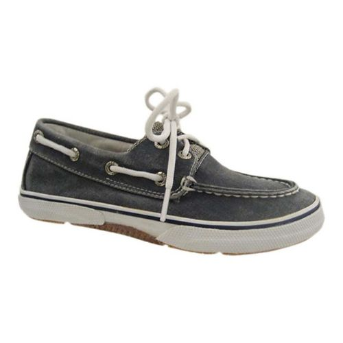Kids Sperry Halyard Casual Shoe - Navy 5Y