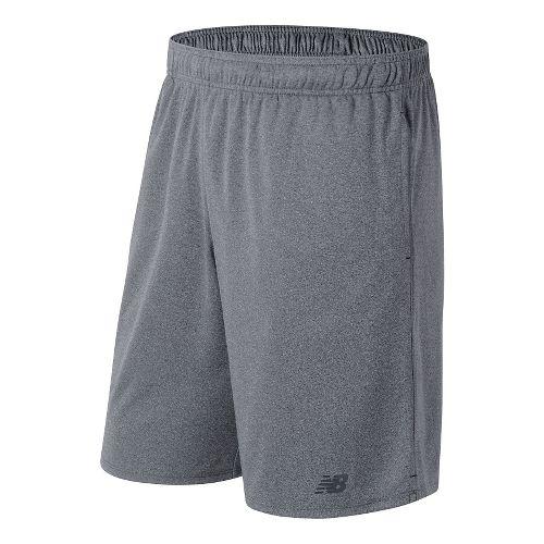 Mens New Balance Versa Unlined Shorts - Black L
