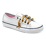 Sperry Girls Seacoast Leather Casual Shoe