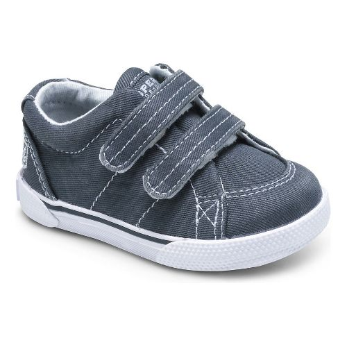 Kids Sperry Halyard Crib H and L Casual Shoe - Navy 4C