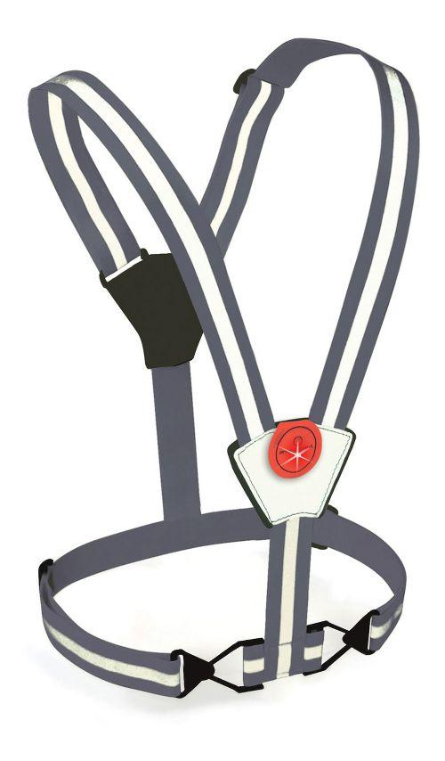 Amphipod Xinglet Lite LED Vest Safety - Grey/Silver