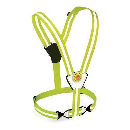 Amphipod Xinglet Lite LED Vest Safety - Hi-Viz/Silver