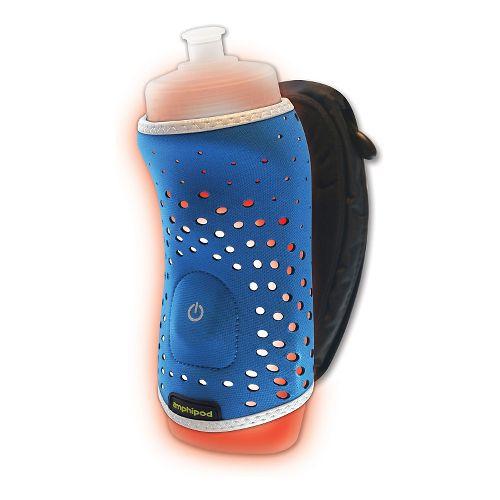 Amphipod Hydraform Flash HydroStrobe Thermal 20 ounce Hydration - Aqua Blue