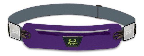 Amphipod AirFlow MicroStretch Race Plus Belt Fitness Equipment - Purple Sapphire