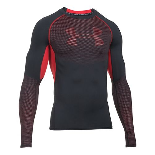 Men's Under Armour�HeatGear Armour Graphic Long Sleeve