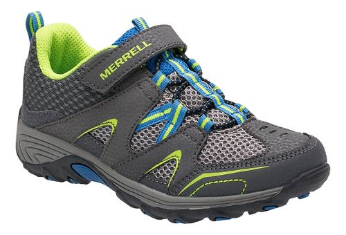 Kids Merrell Trail Chaser Hiking Shoe - Grey 5.5Y
