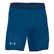 Mens Under Armour HeatGear Graphic Compression & Fitted Shorts