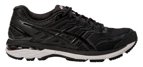 Mens ASICS GT-2000 5 Running Shoe - Black/White 10.5