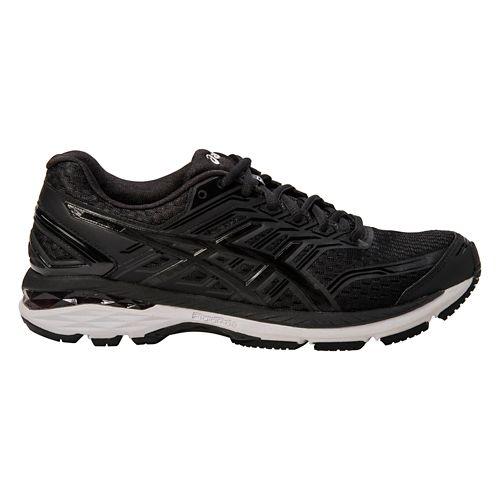 Mens ASICS GT-2000 5 Running Shoe - Black/White 6.5