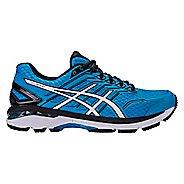 Mens ASICS GT-2000 5 Running Shoe - Blue/Black 8