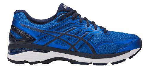 Mens ASICS GT-2000 5 Running Shoe - Blue/White 8.5