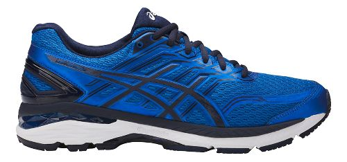 Mens ASICS GT-2000 5 Running Shoe - Blue/White 9
