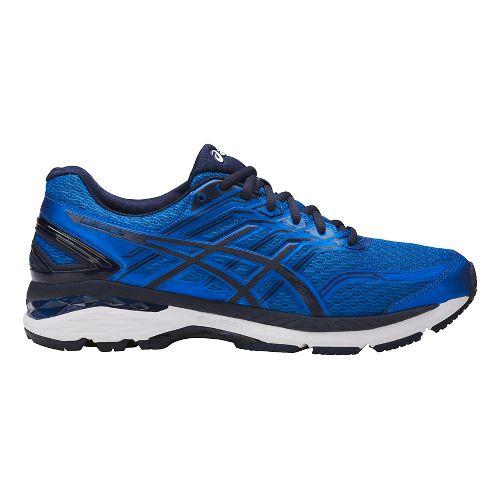 Mens ASICS GT-2000 5 Running Shoe - Blue/White 8