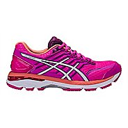 Womens ASICS GT-2000 5 Running Shoe - Pink/Purple 6
