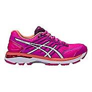 Womens ASICS GT-2000 5 Running Shoe - Pink/Purple 6.5