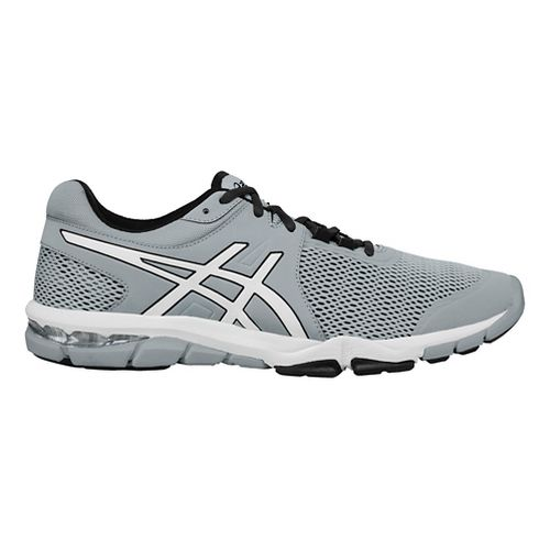 Mens ASICS GEL-Craze TR 4 Cross Training Shoe - Grey/White 12