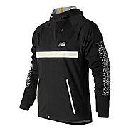 Mens New Balance Beacon Running Jackets