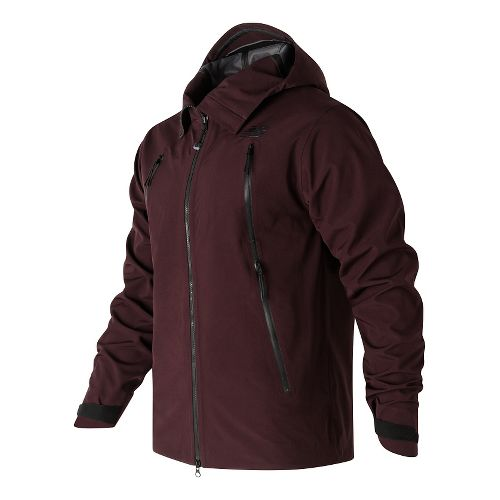 Mens New Balance 3 Layer Cold Weather Jackets - Supernova S