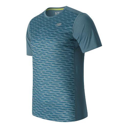 Men's New Balance�Accelerate Short Sleeve