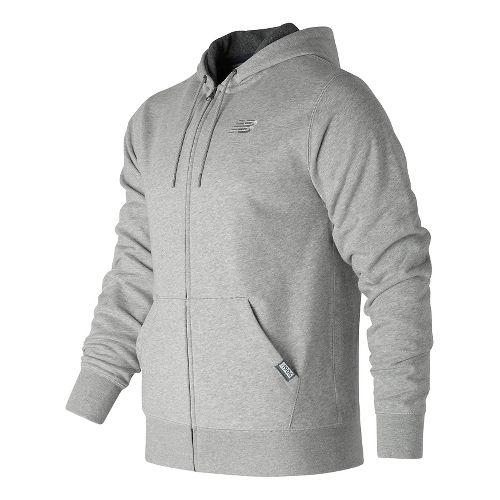 Men's New Balance�Classic Full Zip Fleece