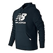 Mens New Balance Classic Pullover Hoodie & Sweatshirts Technical Tops