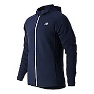 Mens New Balance Tournament Hooded Casual Jackets