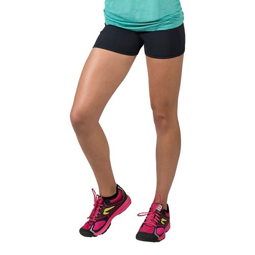 Womens Soybu Killer Caboose Short Compression & Fitted Shorts - Black L
