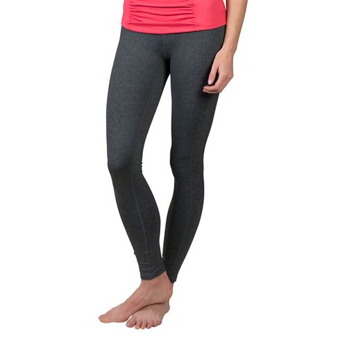 Womens Soybu Killer Caboose Tights & Leggings Pants - Charcoal XS