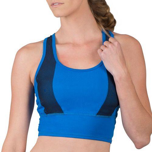 Womens Soybu Mila Sports Bras - Led Blue XL